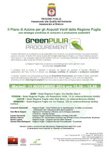 GREENPULIA PROCUREMENT